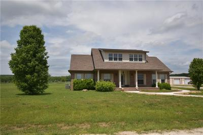 Sallisaw Single Family Home For Sale: 103753 S 4666 LOOP
