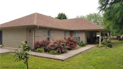 Cameron Single Family Home For Sale: 24389 Green Road