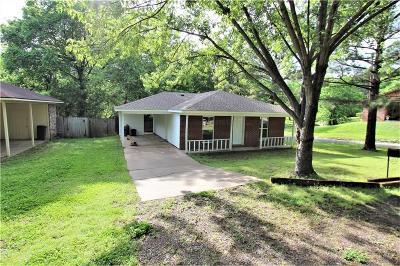 Van Buren Single Family Home For Sale: 119 N Washington ST