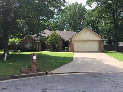 Fort Smith Single Family Home For Sale: 9804 Fenwick CT