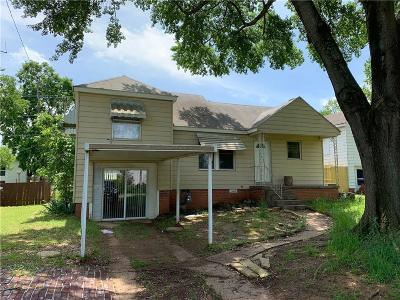 Fort Smith AR Single Family Home For Sale: $55,000