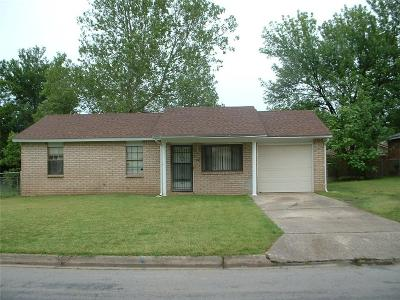 Fort Smith AR Single Family Home For Sale: $79,900