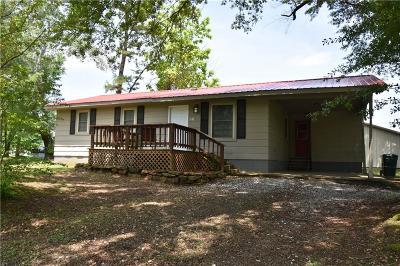 Sallisaw Single Family Home For Sale: 1765 E Delaware ST