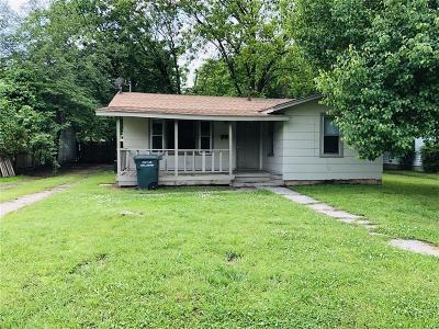 Sallisaw Single Family Home For Sale: 105 N Cedar ST