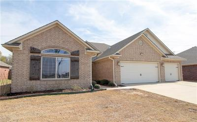 Fort Smith AR Single Family Home For Sale: $242,900