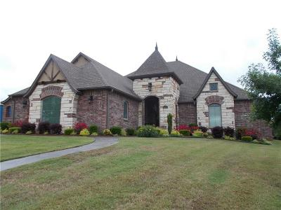 Fort Smith AR Single Family Home For Sale: $469,500