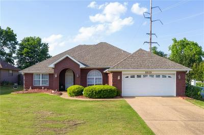 Fort Smith AR Single Family Home For Sale: $192,500