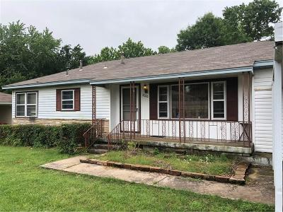 Fort Smith Single Family Home For Sale: 3000 Quincy ST