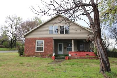 Heavener Single Family Home For Sale: 302 W Avenue B