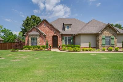 Fort Smith Single Family Home For Sale: 1707 Crystal CT