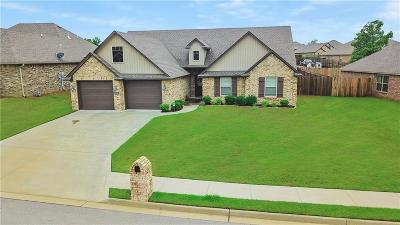 Fort Smith AR Single Family Home For Sale: $230,000
