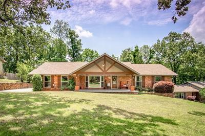Fort Smith AR Single Family Home For Sale: $324,000