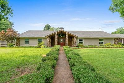 Fort Smith AR Single Family Home For Sale: $416,500