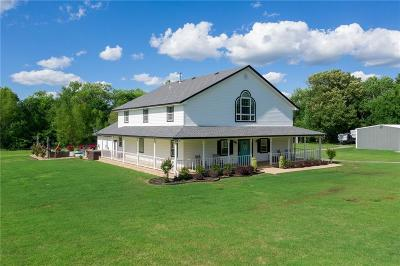 Fort Smith AR Single Family Home For Sale: $419,000