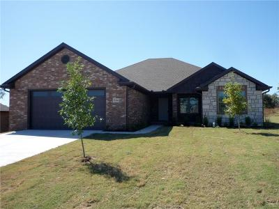 Fort Smith AR Single Family Home For Sale: $246,832