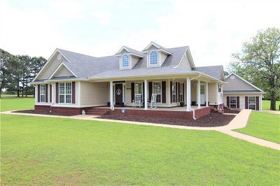 Alma Single Family Home For Sale: 4041 Stephens LN