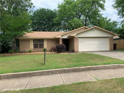 Fort Smith Single Family Home For Sale: 9425 Bryn Mawr CIR