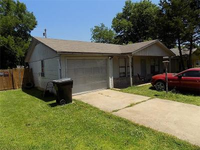 Poteau OK Single Family Home For Sale: $65,000