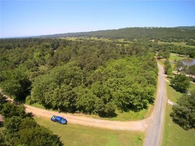 Poteau Residential Lots & Land For Sale: TBD Hilltop RD
