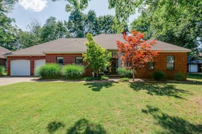 Fort Smith AR Single Family Home For Sale: $263,000