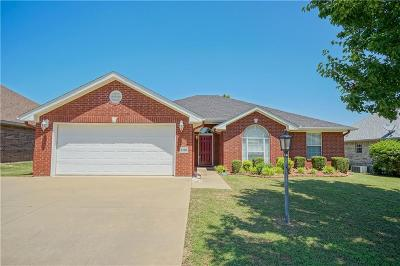 Alma Single Family Home For Sale: 1160 Red Oak DR