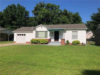 Fort Smith Single Family Home For Sale: 2317 S 23rd ST
