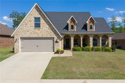 Fort Smith AR Single Family Home For Sale: $329,900