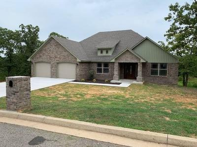 Poteau OK Single Family Home For Sale: $229,500