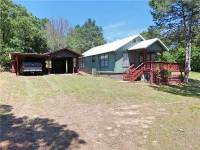 Heavener Single Family Home For Sale: 22506 Independence Road