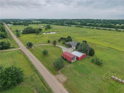 Muldrow Single Family Home For Sale: 471317 1120 RD