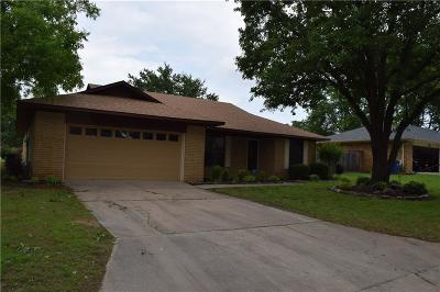 Fort Smith AR Single Family Home For Sale: $172,500
