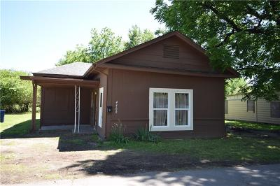 Fort Smith AR Single Family Home For Sale: $49,900