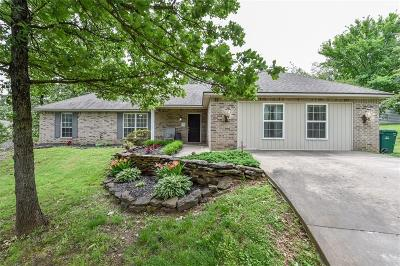 Sallisaw Single Family Home For Sale: 1621 Maple ST