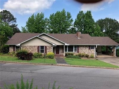 Heavener Single Family Home For Sale: 1211 Townsend Drive