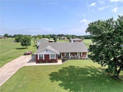 Muldrow Single Family Home For Sale: 474377 E 1130 RD