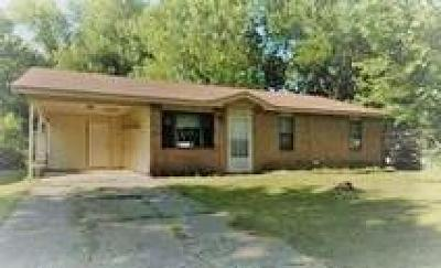 Greenwood AR Single Family Home For Sale: $62,900