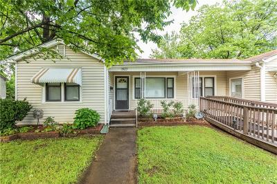 Fort Smith AR Single Family Home For Sale: $89,500