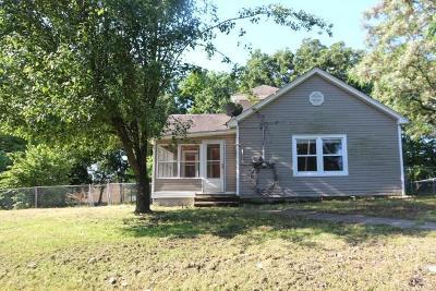 Van Buren Single Family Home For Sale: 2124 Woodrow ST