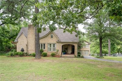 Fort Smith AR Single Family Home For Sale: $349,900