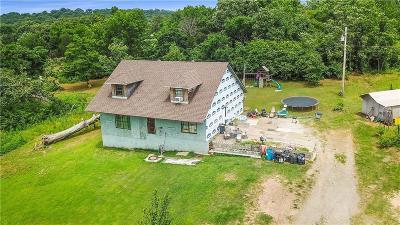 Van Buren Single Family Home For Sale: 3232 Silverwood DR