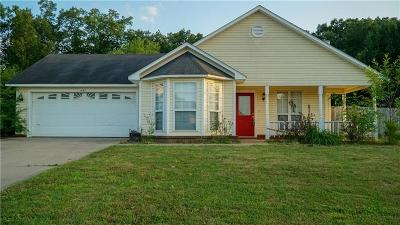 Greenwood AR Single Family Home For Sale: $119,900