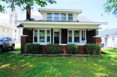 Fort Smith Single Family Home For Sale: 2001 S L ST