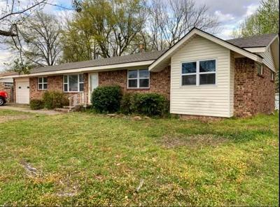 Fort Smith AR Single Family Home For Sale: $115,000