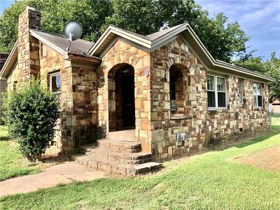 Fort Smith AR Single Family Home For Sale: $61,800