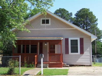 Fort Smith AR Single Family Home For Sale: $69,900