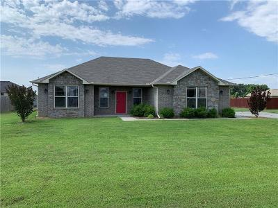 Spiro Single Family Home For Sale: 1112 Chickasaw