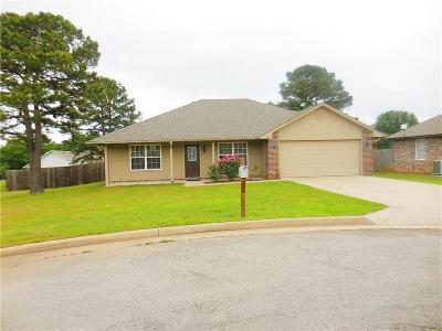 Poteau Single Family Home For Sale: 111 Crystal CIR