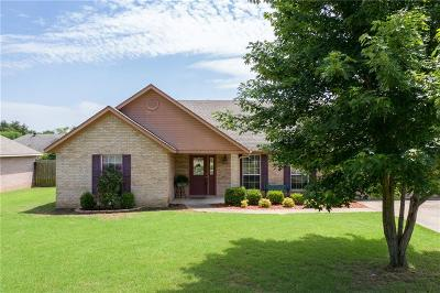 Sallisaw Single Family Home For Sale: 906 Kentucky Derby DR