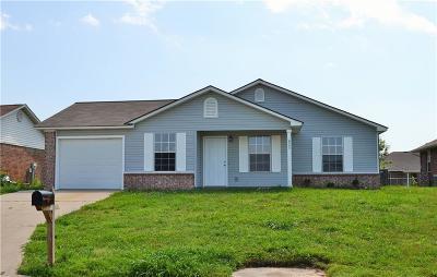 Van Buren Single Family Home For Sale: 825 38th ST