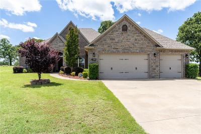 Fort Smith AR Single Family Home For Sale: $240,000